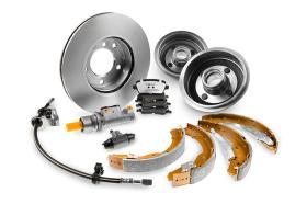 Componentes sistema de frenos