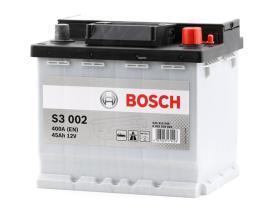 Bosch 0092S30020 - BATERIA 12V 45AH 400A Der. 207X175X190