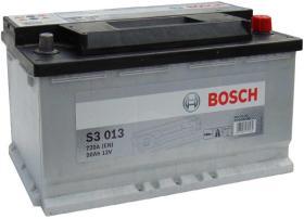 Bosch 0092S30130 - BATERIA 12V 90AH 720A Der 353X175X190