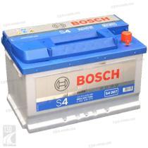 Bosch 0092S40070 - BATERIA 12V 72AH 680A Der 278X175X175