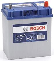 Bosch 0092S40180 - BATERIA 12V 40AH 330A Der 187X127X227