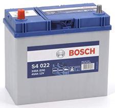 Bosch 0092S40220 - BATERIA 12V 45AH 330A Izq 238X129X227