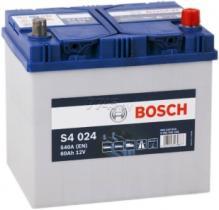 Bosch 0092S40240 - BATERIA 12V 60AH 540A Der 232X173X225